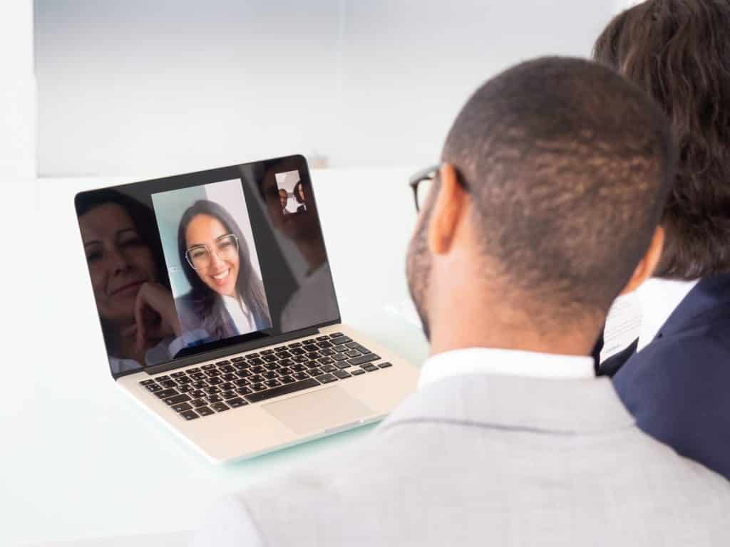 Secure Video call