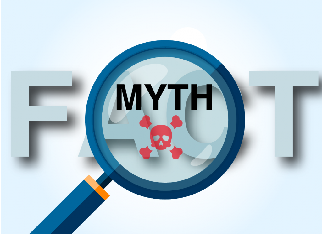 Myths and facts of Ransomware