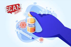 Covid-19 Vaccine scam
