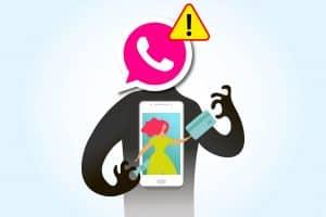 Scam Alert, Whatsapp,Malware