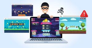 Online Gaming, Online Hacking, Online Hackers
