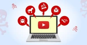 Youtube Comments, Prevent Malware